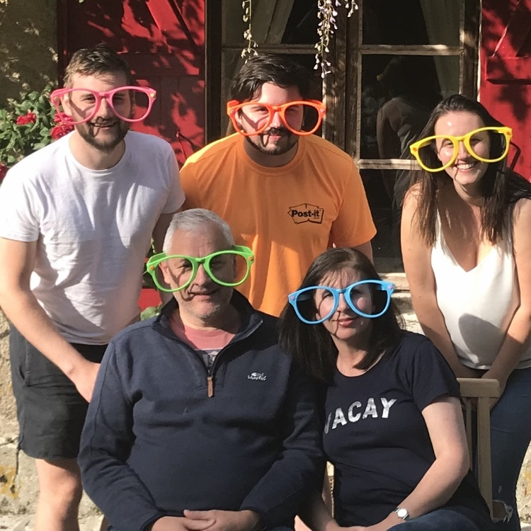 Swot Family in France