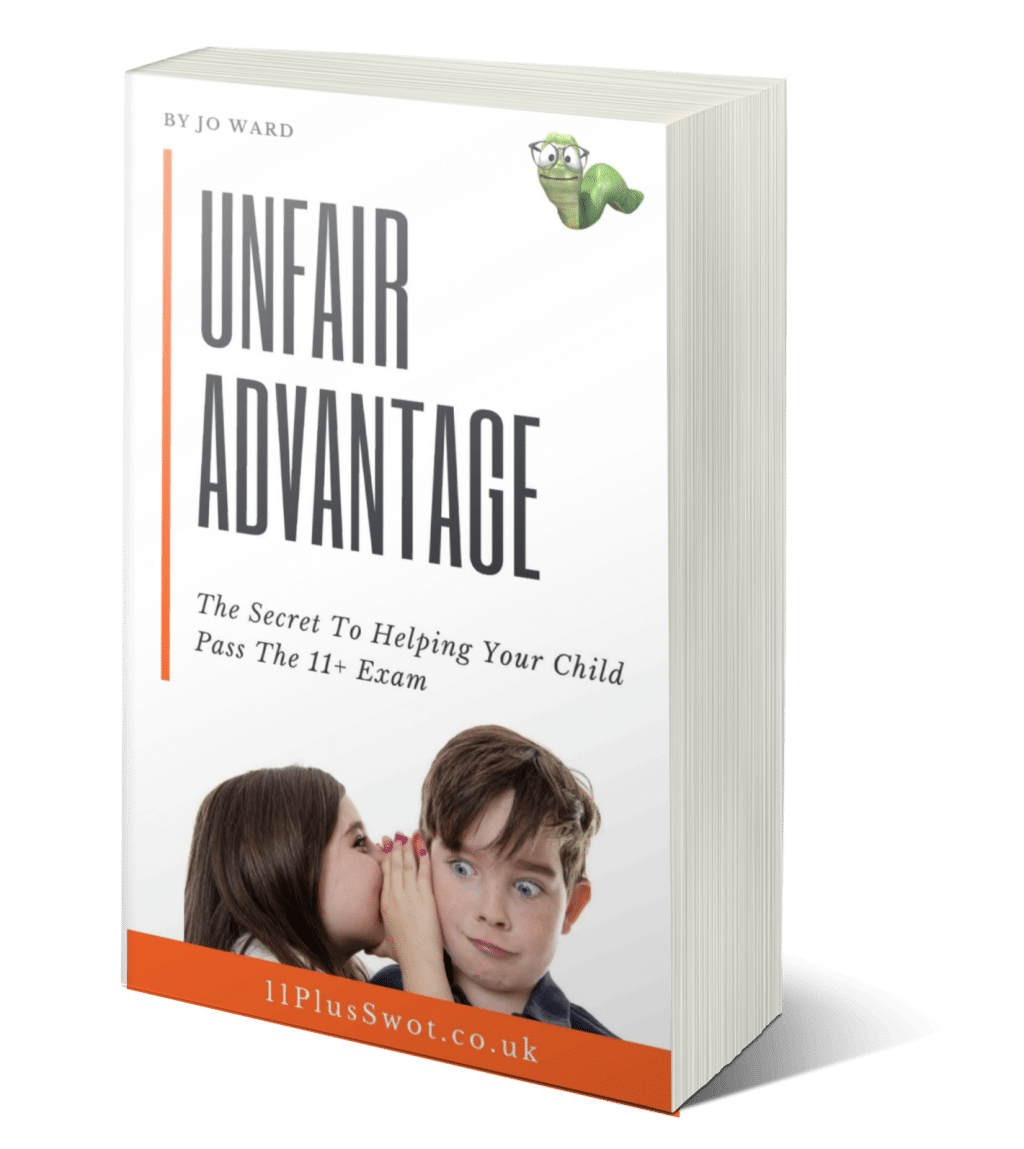11Plus Unfair Advantage E-Book