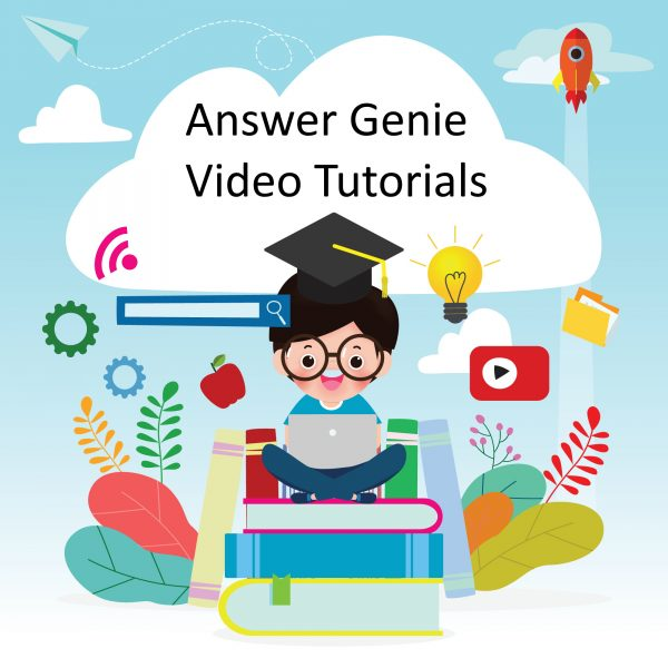 Answer Genie Video Tutorials