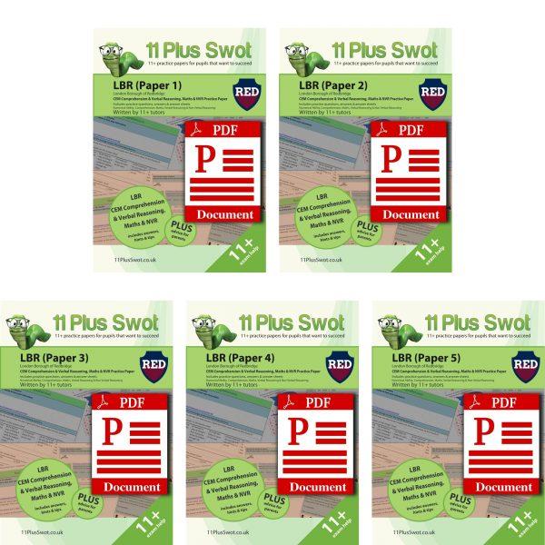 Redbridge-Download-BundlePack 11Plus