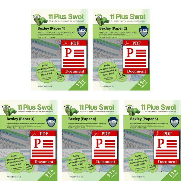Bexley-Download-BundlePack 11Plus